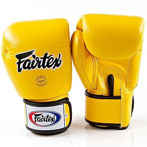 Fairtex BGV1 Guantes de boxeo Muay Thai Boxing, MMA, Kickboxing, entrenamiento de...