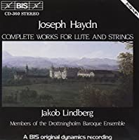 Complete Works For Lute And Strings by FRANZ JOSEPH HAYDN (1994-09-23)