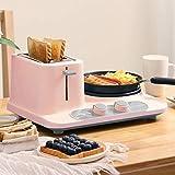 LIANGANAN Máquina de Desayuno multifunción Tres en uno con una...