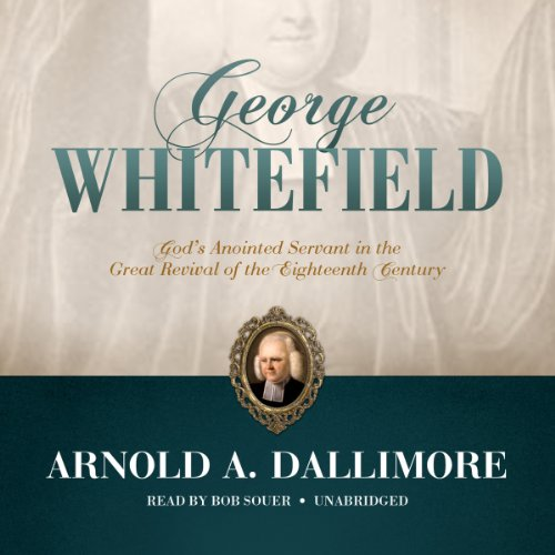 George Whitefield audiobook cover art