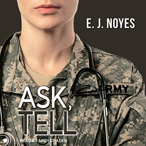Ask, Tell audiobook cover art
