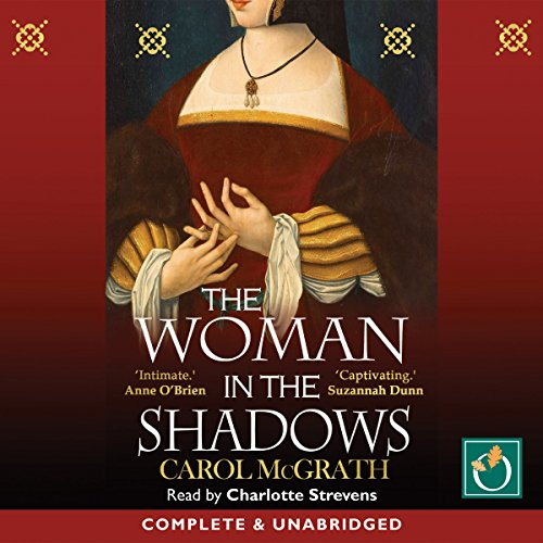 The Woman in the Shadows cover art