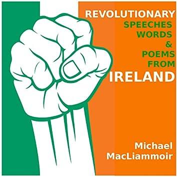 Revolutionary Speeches Words and Poems of Ireland