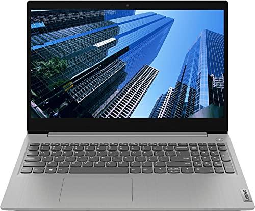 2021 Newest Lenovo Ideapad 3 Laptop, 15.6 Full HD 1080P Non-Touch Display, AMD Ryzen 3 3250U Processor, 8GB DDR4 RAM, 256GB PCIe NVMe SSD, Webcam, Wi-Fi, HDMI, Windows 10 Home, KKE Mousepad, Grey