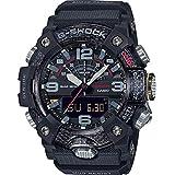 Casio Tactical G-Shock Mudmaster ANI-Digi Watch, Black, GGB100-1A