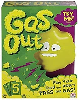 Toy BEST SELLER GAS OUT GAME