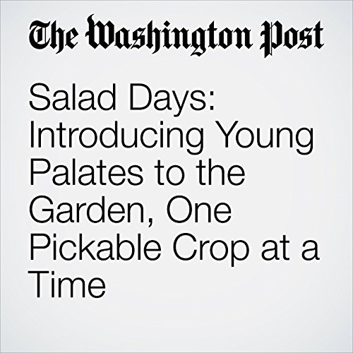 Salad Days: Introducing Young Palates to the Garden, One Pickable Crop at a Time cover art