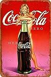 Generic Brands Pepsi Sexy beauty15 Vintage-Blechschild