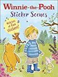 Winnie-the-Pooh Sticker Scenes: With lots of fun stickers!
