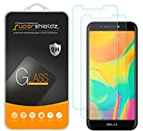 (2 Pack) Supershieldz Designed for BLU (Studio View XL) Tempered Glass Screen Protector, Anti Scratch, Bubble Free
