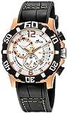 Lotus Freestyle 15535-1 - Orologio da polso da uomo, cinturino in pelle colore marrone