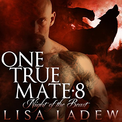 One True Mate 8: Night of the Beast audiobook cover art