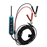 ALLOSUN All-Sun EM285 Electric Circuit Tester, 1 Pack, Black