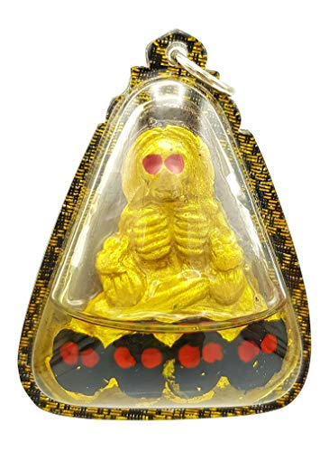 Thai amulets Mother Prai Sethtee Millionaire for lucky gambling, gambling amulet Aj Nhankonk love charms love success Best buy Gift present