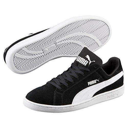 Puma Smash Sd Sneaker, Nero (Puma Black-puma White 01), 41