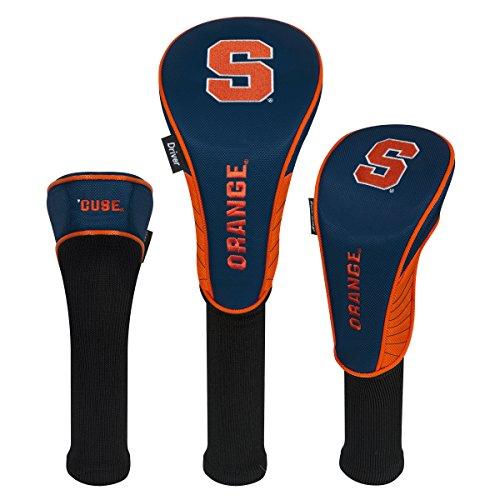Team Effort Syracuse Orangemen Set of Three Headcovers