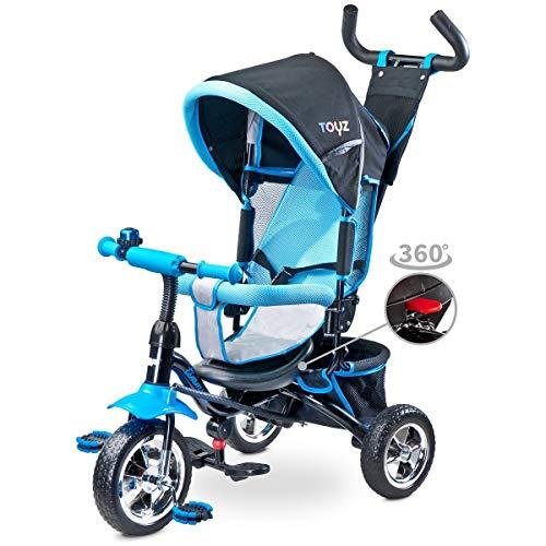 TOYZ TOYZ-0325 - Triciclo, Color Azul