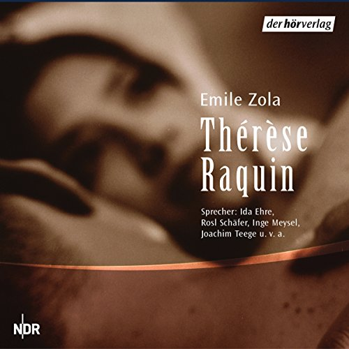 Thérèse Raquin                   Written by:                                                                                                                                 Emile Zola                               Narrated by:                                                                                                                                 Ida Ehre,                                                                                        Rosl Schäfer,                                                                                        Inge Meysel                      Length: 55 mins     Not rated yet     Overall 0.0