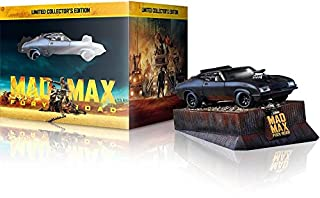 Mad Max : Fury Road-Edition limitée [Coffret 3D + Blu-Ray 2D + DVD + Copie Digitale + Voiture Collector] (B00YQJRYGY) | Amazon price tracker / tracking, Amazon price history charts, Amazon price watches, Amazon price drop alerts