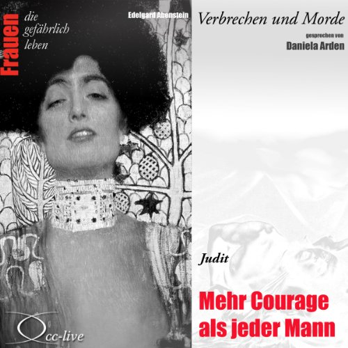 Judit - Mehr Courage als jeder Mann cover art