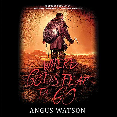 Where Gods Fear to Go audiobook cover art
