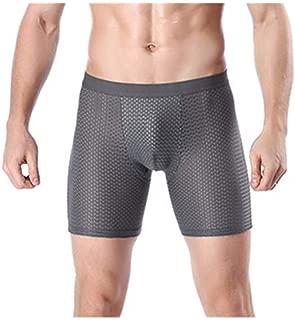 iZHH Trunk Sexy Underwear Men Boxer Briefs Shorts Bulge Pouch Modal Underpant