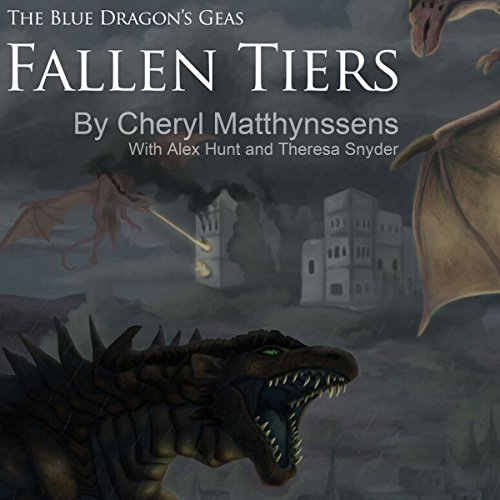 Fallen Tiers audiobook cover art