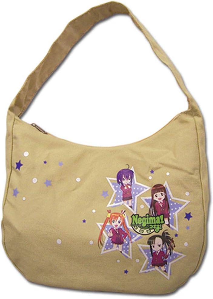 Negima: Group Image Anime Hobo Bag