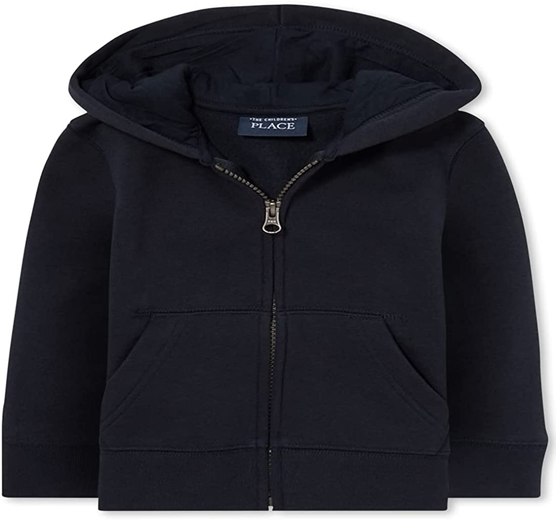 The Children's Place Baby Toddler Boys Zip Up Hoodie