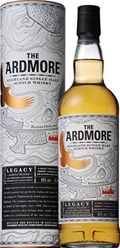 シングルモルトウイスキー アードモア レガシー [ ウイスキー イギリス 700ml ]
