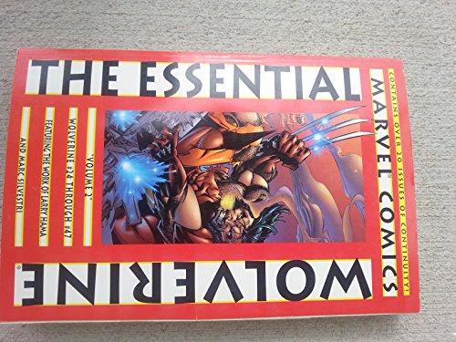 Essential Wolverine Volume 1 TPB