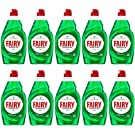 Fairy Original Washing Up Liquid 433g Pack of 10-980761