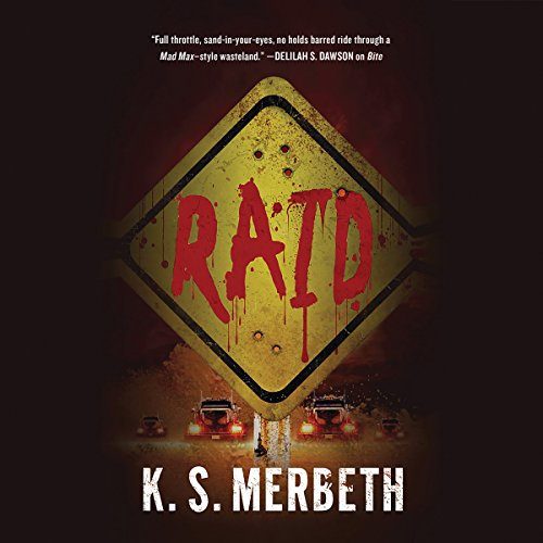 Raid audiobook cover art