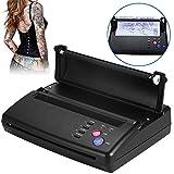 Filfeel máquina de transferencia de tatuajes profesional clara, texto impreso, bajo calor, bajo nivel de ruido, apariencia elegante, impresora fácil de operar(#1)
