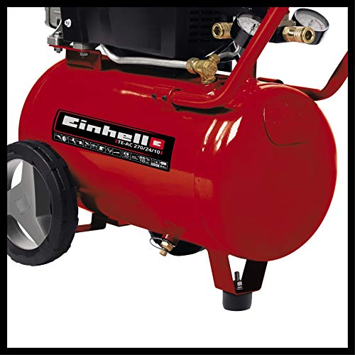 Einhell Kompressor TE-AC 270/24/10 - 2