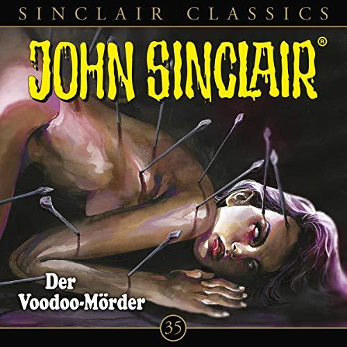 Der Voodoo-Mörder cover art