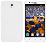 mumbi Protective Case Transparent White for Huawei Y625
