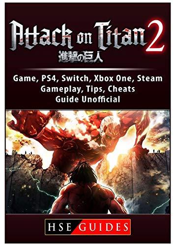 ATTACK ON TITAN 2 GAME PS4 SWI