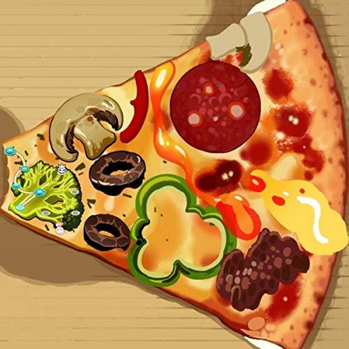 Mold on Pizza Main Title