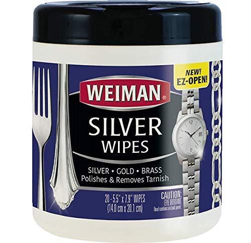 Weiman Silber Tücher