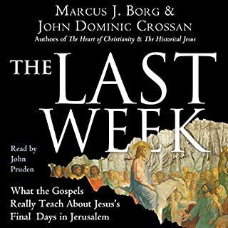 The Last Week audiobook cover art