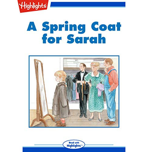 A Spring Coat for Sarah cover art