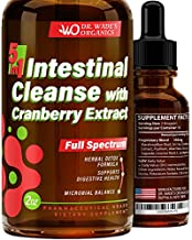 Intestinal & Colon Cleanse - USA Made Premium Detox Cleanse - Supports Digestive & Colon Health - Liquid Colon Cleanser with Highest BIOAvailability