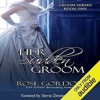 Her Sudden Groom audiobook cover art