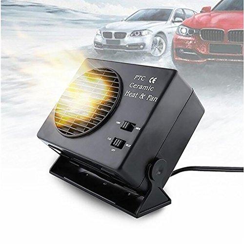 Car Heater 2 en 1 Voiture Électrique SUV Véhicules 12 V 150 300 W Portable Voiture Chauffage Refroidisseur Chauffe Ventilateur Dégivreur Demister