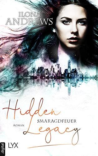 Hidden Legacy - Smaragdfeuer (Nevada-Baylor-Serie 5) (German Edition)
