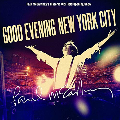 Good Evening New York City [2 CD + 1 DVD]