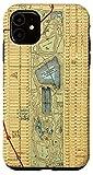 iPhone 11 Vintage Central Park Map Graphic Case