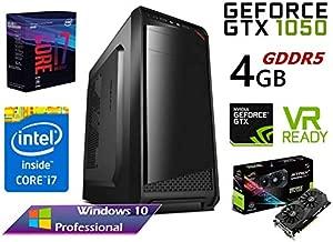 PC Ordenador SOBREMESA Intel Core i7 up 3,06Ghz x 4 Quad