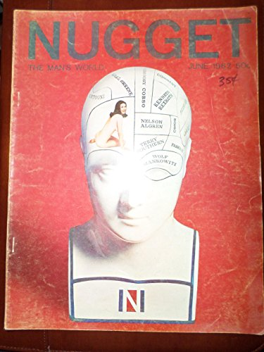 NUGGET Adult Magazine June 1962